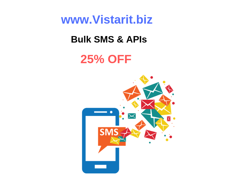 Looking for Bulk SMS Service. Get 25% OFF for a Limited time.